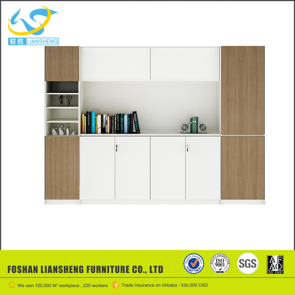 Simple design modular office fireproof cheap price file cabinet