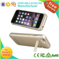 Promotional Wireless Charger Receiver&pad, Power Battery Case for iphone6,Samsung,Blackberry Smartphones
