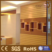 home decorative material cladding material indoor wall panels partition