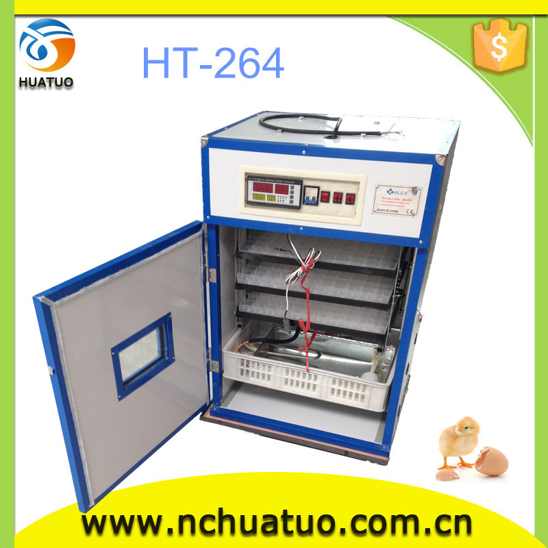 2015 hot selling 264 eggs incubator fro sale