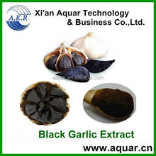 Best price natural black garlic extract/black garlic extract powder/allicin free sample