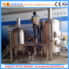 Beautiful red copper hotel 500l micro brewery equipment