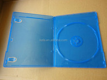 7mm Nice Quality Plastic Slim Single Blu-ray DVD Case