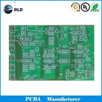 Professional 2 layer pcba motherboard and four layer pcb maker in China