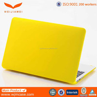 High quality for macbook retina 12'' crystal protective case for desktop computer