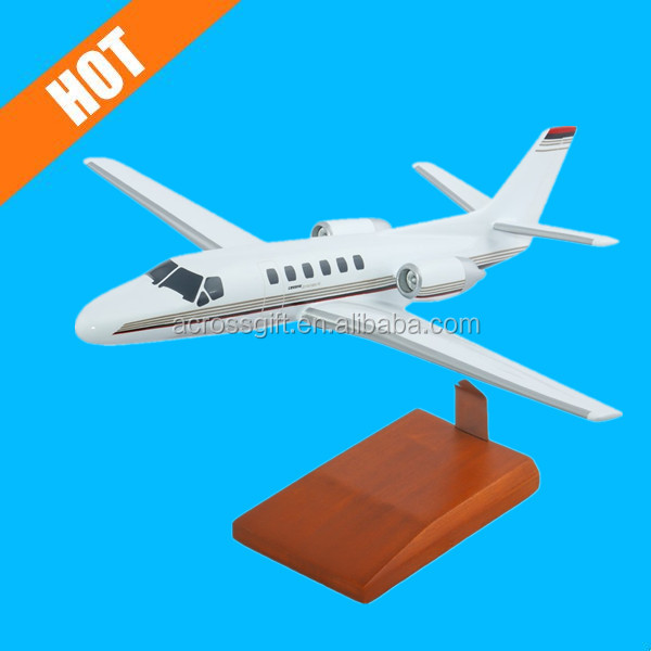 Cessna Citation II Resin Airplane Model Plane