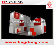 customed exhibition booth /display stand/fair booth