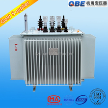 S11 oil 1500kva distribution transformer 630 kva transformer from China Factory