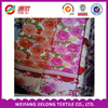 2014 fashion design 100% polyester printed fabric for bed sheets