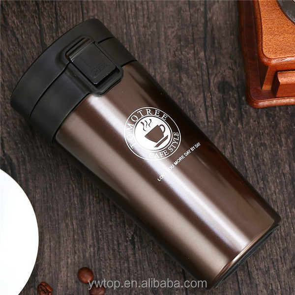 Japanese style coffee thermos with lid cups Vacuum flask Travel Mug
