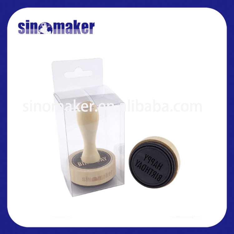 custom seal wholesale wood stamp