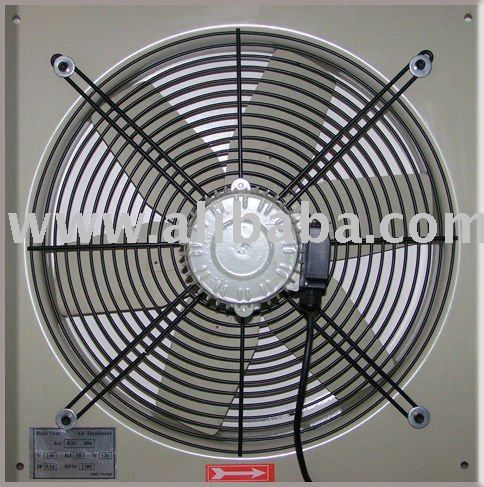 Axial Fan With Induction Motor (Bav504)