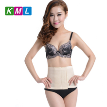 Breathable elastic postpartum non-trace belly slimming belt