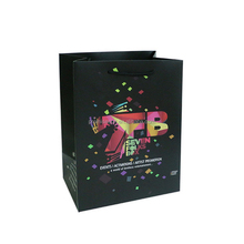 Recyclable Gift Custom Paper Shopping Bag with good price