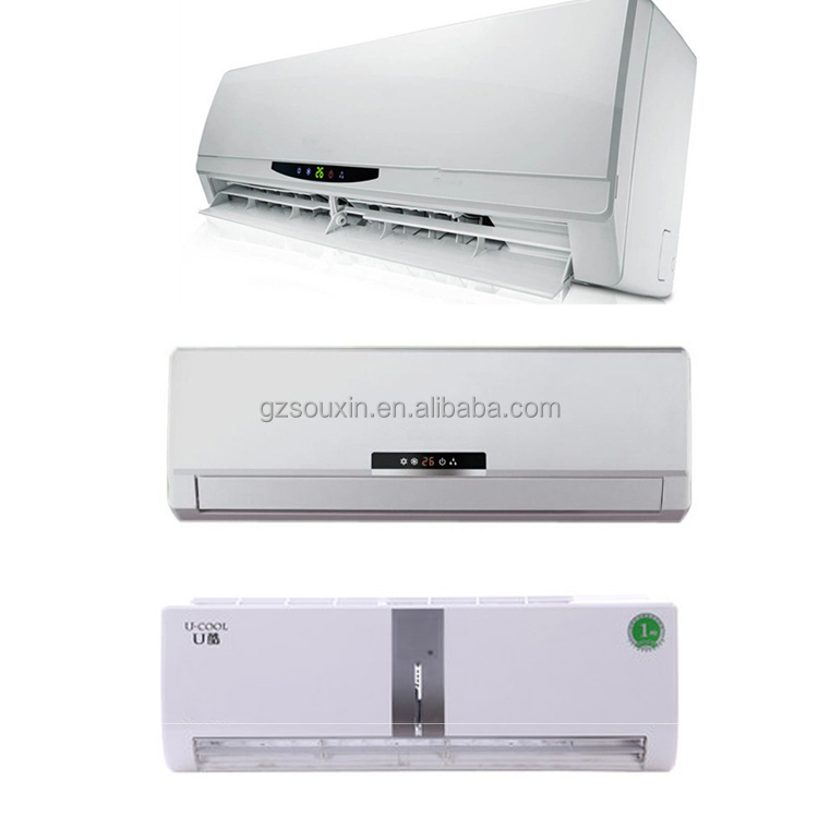 AUX split ac unit air conditioners pictures air system condition aire acondicionado split 9000btu 12000btu airconditioner