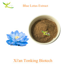 Best quality Natural 50:1 100:1 Blue lotus extract