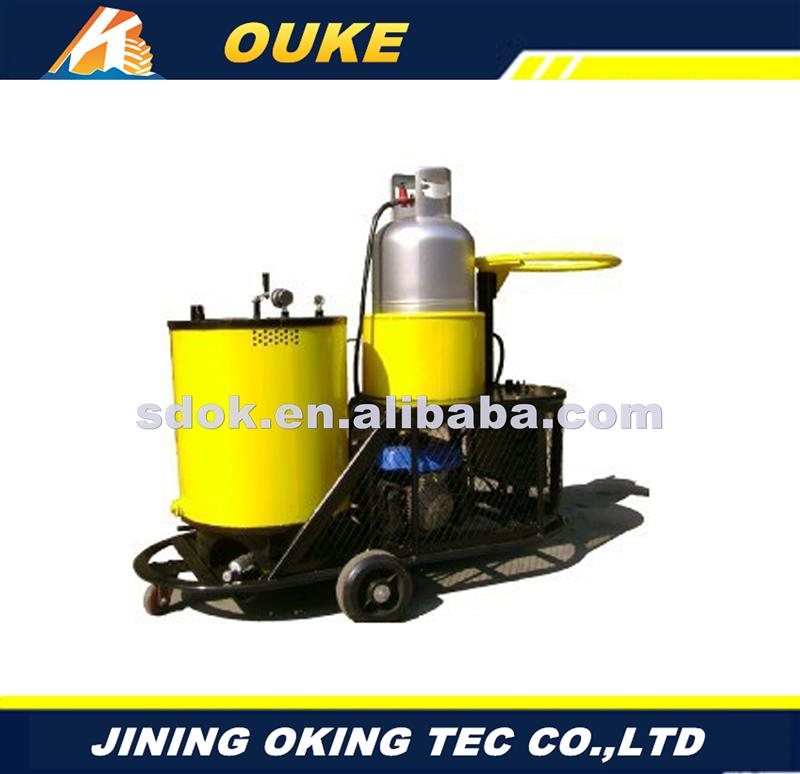 2015 Hot selling concrete joint sealing machine,crack sealant machine,asphalt sealant