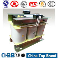 Easy maintenance 100KVA three phase auto transformer