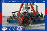 Good dredging machine/cutter suction dredger for sale
