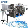 automatic liquid filling machine,complete pet bottle filling water production line for beverage