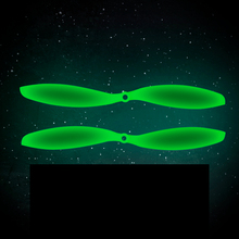 1147 11X4.7 fluorescent cw/ccw rc props for airplanes ready to fly