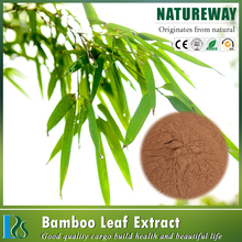 10% flavones bamboo leaves extract powder Organic Silicon,bamboo leaf extract