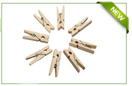 Double Pointed wood toothpick with 65mm length