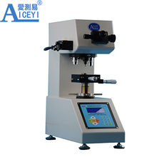 AICEYI digital desk top micro vickers hardness tester in Laboratory