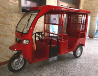 semi closed electric pedicab rickshaw for sale in lahore