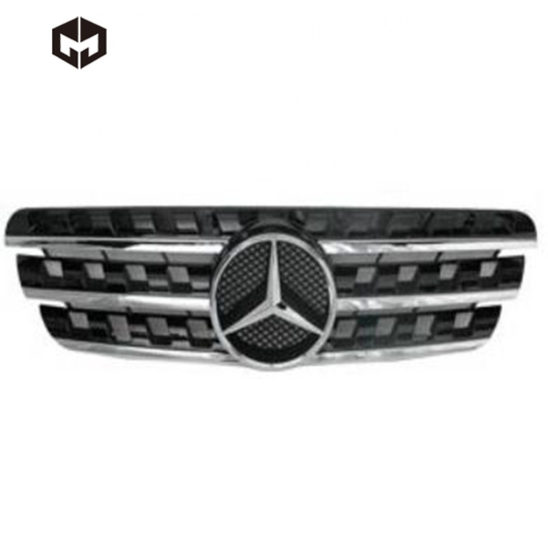 ABS Front Grill Grille Intake Grid for Mercedes Benz ML <strong>W163</strong>