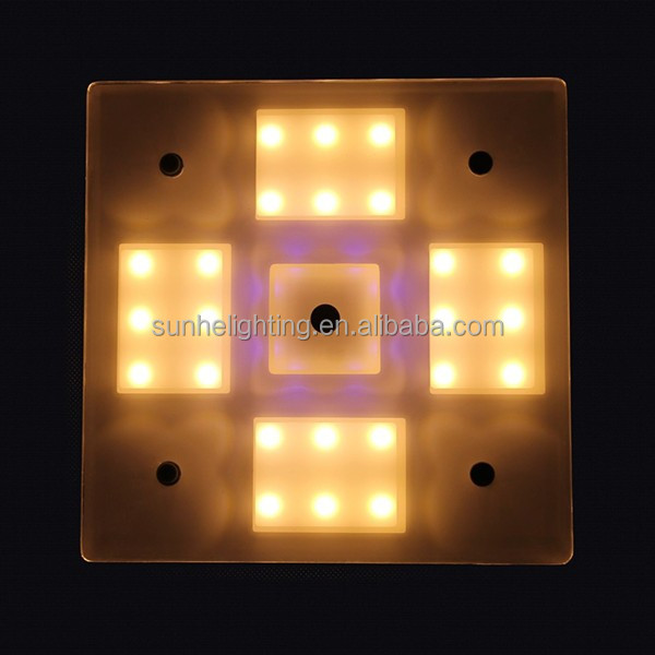 Best quality more beautiful popular decorative ceiling light covers for RV car