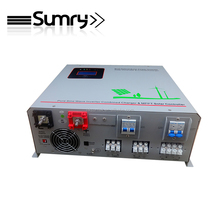 pure sine wave off grid solar inverter 1000w to 6000w combined with mppt solar controller
