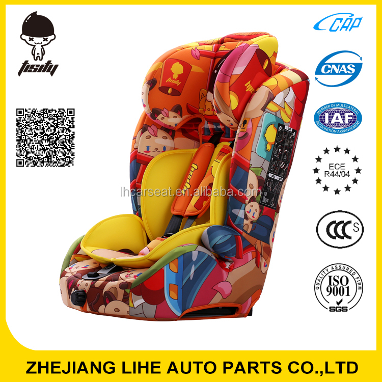 forward facing ece r44 04 baby car seat with low price