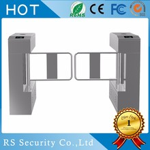 Security entrance gates single pole swing barrier gate