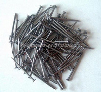 Flat Head Smooth Shank Good Polished 4d 7d 8d 9d 10d 12d Common Round Iron Wire Nails
