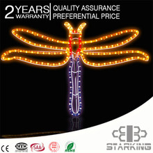 CE/ROHS outdoor disassemble 3d motif arch light christmas decoration arch light with tope angel