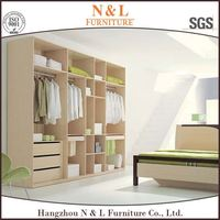 On shopping China supplier Sale! italian space saving bedroom furniture wooden almirah designs / wooden almirah designs