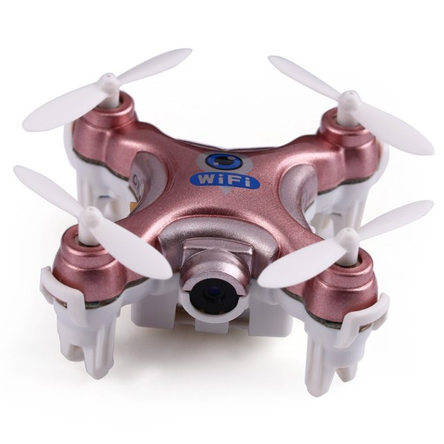 Mini RC Helicopter Cheerson CX-10W Upslon Cheerson CX-10WD RC Quadrocopter With Camera Mini Drones Remote Control FPV WIFI Drone