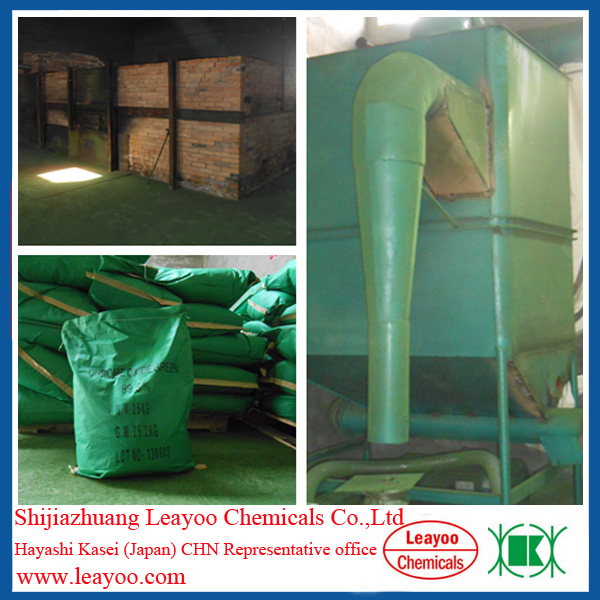 Chrome oxide green GN grade