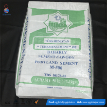 China price cement sack types kraft paper valve bag