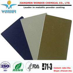 Excellent performance Strong adhesion anti-yellowing Acrylic powder paint