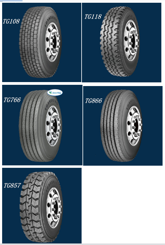 truck tires with competitive price 11R22.5 12R22.5 13R22.5