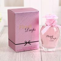 Hot sale OEM Nice flower fragrance perfume for women in china