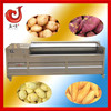 Trade Assurance on-sale automatic brush type fruit and vegetable washer