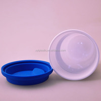 300ML Bpa Free drinking plastic cup with lid and Double Wall Insulated Plastic Tumbler Cup With Straw And Lid