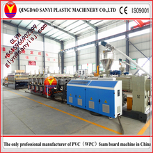 kitchen cabinet door making machine,PVC board production line,WPC board extrusion line in China