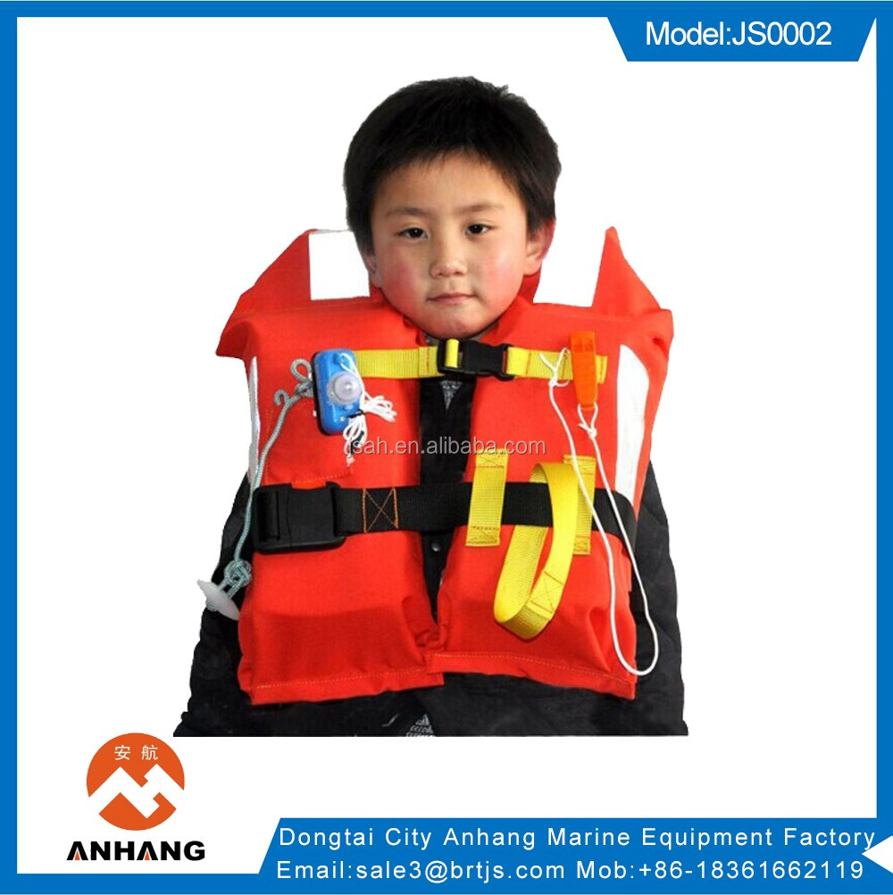 SOLAS approved custom safety Marine Life jacket