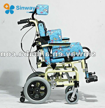 cerebral palsy children reclining wheelchairs