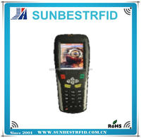 Wifi & Bluetooth 13.56MHZ rfid handheld reader/writer