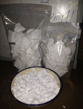 Broken gym chalk pieces 300g in clear self standing zip lock polybag